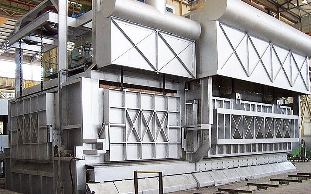 ALUMINIUM MELTING FURNACES FOR SCRAP METAL